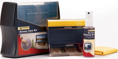 ELM101 - Screen Care Kit (45ml Gel, Microfiber Cloth, Handle, Anti-static Brush)