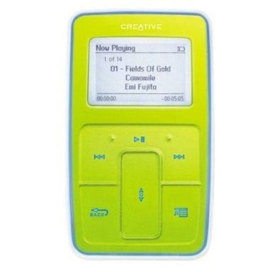Zen Micro {Green} 5gb MP3 Player