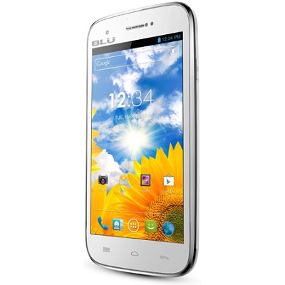 Studio 5.0 3G Android 4.1 Jelly Bean Cell Phone Unlocked 5-Inch Display (White)