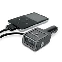 LiquidFM Deluxe for iPod - FM Transmitter
