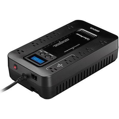 850VA Energy Efficient Uninterruptible Power Supply Standby - EC850LCD