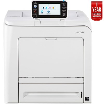 SPC342DN 26 Pages-Per-Minute A4 Color Laser Printer + 1 Year Extended Warranty