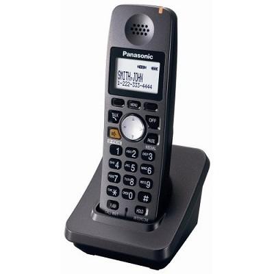 KX-TGA600B Black 5.8 GHz Add on Handset