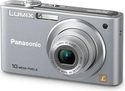 DMC-F2S LUMIX 10.1 Megapixel Digital Camera (Silver)