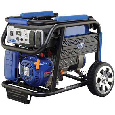 U Series 4650-watt Power Gasoline Generator with Digital Hour Meter - FG4650