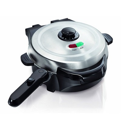 26046 The Breakfast Master Skillet and Waffle Maker