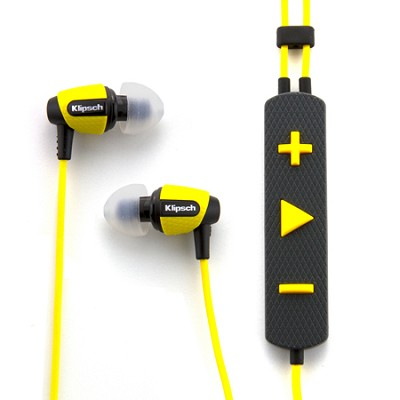 Image S4i Rugged Yellow In-Ear Headphones