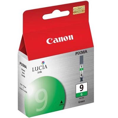 PGI-9 Green Ink Tank f/ Pixma Pro 9500 Inkjet Printer