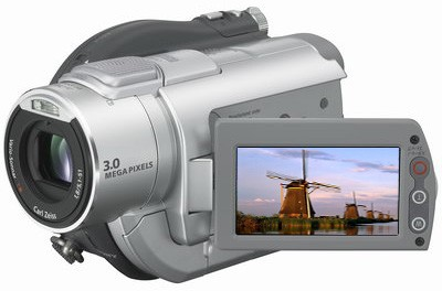 Handycam DCR-DVD405 DVD Digital Camcorder