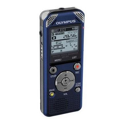 WS-802 - Digital Voice Recorder - Blue