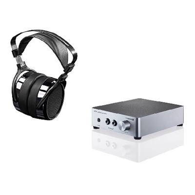 HE400i Over Ear Full-size Planar Magnetic Headphones With Beyerdynamic A20 amp