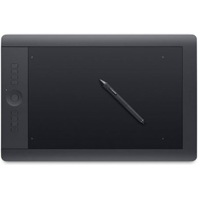 Intuos Pro Pen & Touch Tablet Large PTH851)(Certified Refurbished)