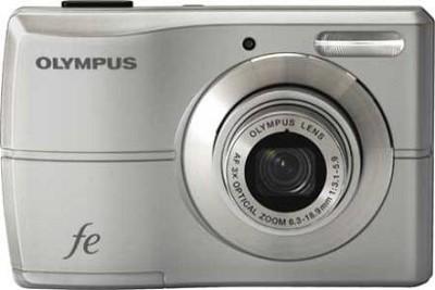 FE-26 12MP Digital Camera w/ 3x Optical Zoom, 2.5 inch LCD (Silver)