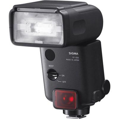 Lens Flash Electronic Flash EF-630 For Nikon, Black (F50954)