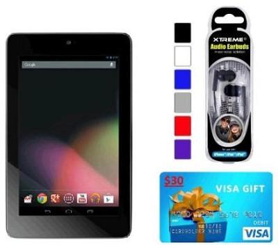 Google Nexus 7 ASUS-1B32 32GB Tablet Bundle