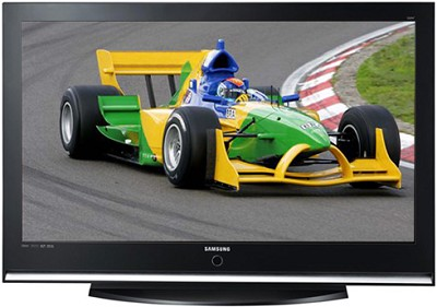 HP-S5053 - 50` High Definition Plasma TV (Refurbished)