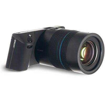 ILLUM 40 Megaray Light Field Digi Cam/Constant F/2.0, 8X Optical Zoom - OPEN BOX