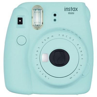 Instax Mini 9 Instant Camera - Ice Blue (OPEN BOX)