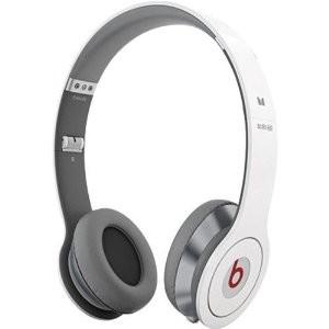MHBTSONSOHDWHCT Beats Solo HD On Ear Headphones w/ Control Talk 129507
