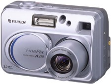 Finepix A210 DIGITAL CAMERA