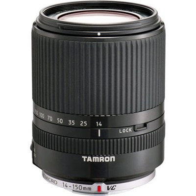 14-150mm F/3.5-5.8 Di III Lens for Micro Four Thirds Cameras - Black - OPEN BOX