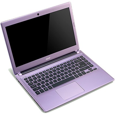 Aspire V5-431-4407 14` Notebook PC - Intel Pentium 987 Processor (Purple)
