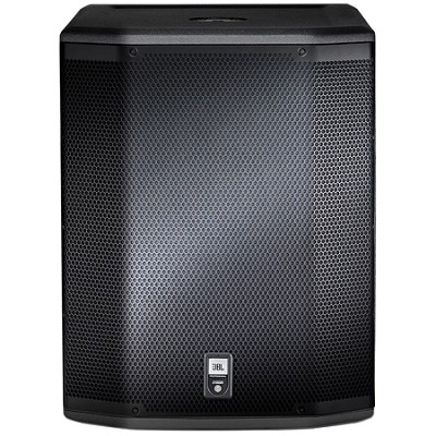 18` Portable Self-Powered Extended Low Frequency Powered Subwoofer