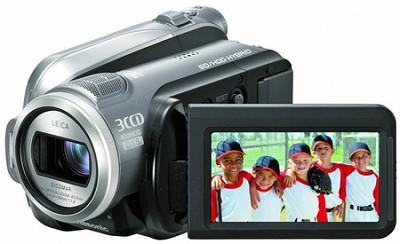 HDC-HS9 3CCD 60GB Hard Drive High Definition Hybrid Camcorder - OPEN BOX