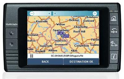 Portable GPS Navigation X-930, Gray with Black Finish