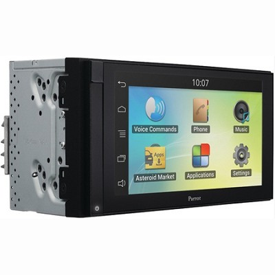 Asteroid SMART Digital Media Receiver Navigation Apps Media Bluetooth PF370008