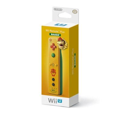 Bowser Edition Wii Remote Plus - RVLAPNYD