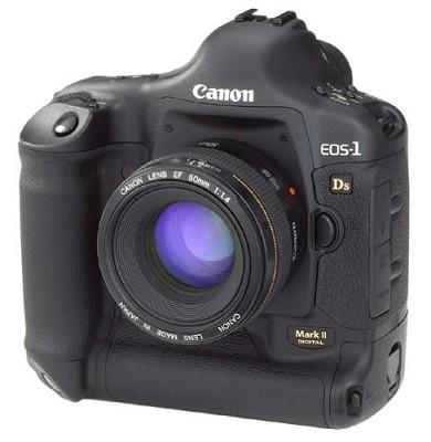 EOS-1Ds Mark II Digital SLR Camera Body