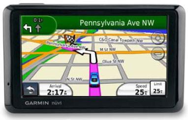 nuvi 1390T 4.3 inch GPS w/ Bluetooth & Life Time Traffic Updates