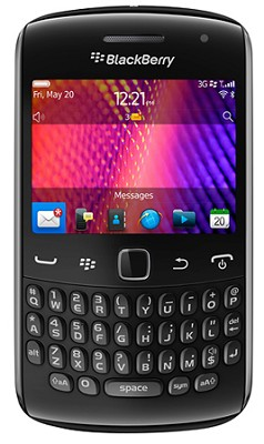 9370 Curve Unlocked World Quad Band Smart Phone (for Verizon and GSM)