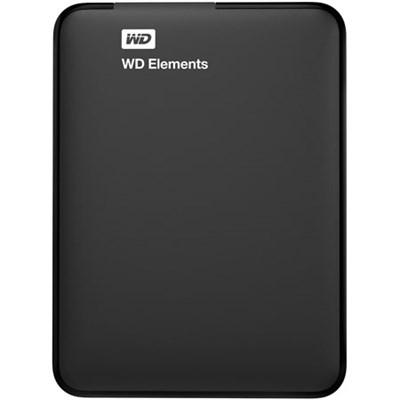 500GB WD Elements Portable USB 3.0 Hard Drive 6 Months WD Warranty - Refurbished