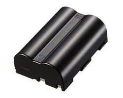 EN-EL3E 1900mAh Lithium Battery for Nikon D90 / D80 / D200