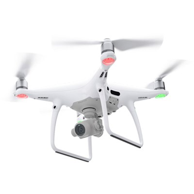 Phantom 4 Pro Plus Quadcopter Drone w/ Deluxe Controller - Certified Refurbished