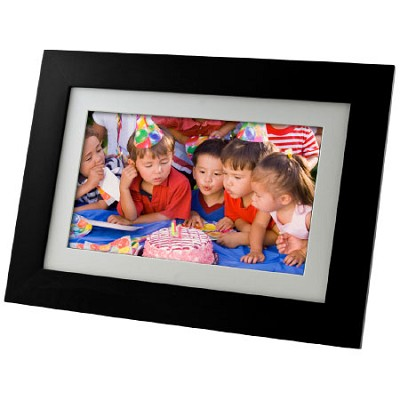 7` LED Back-Lit Digital Picture Frame