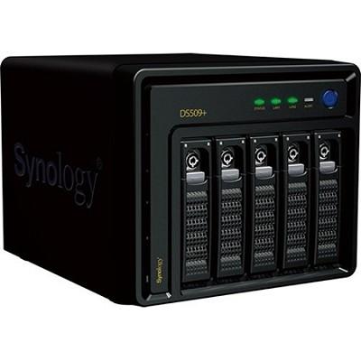 DS509+ 5-bay High Performance NAS Server