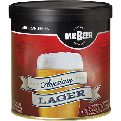 North American Series American Lager Home Brew Pack