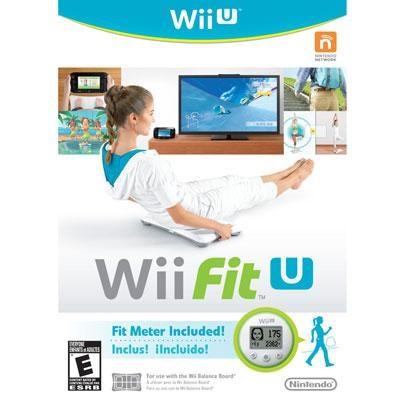 Wii Fit U with Fit Meter WiiU