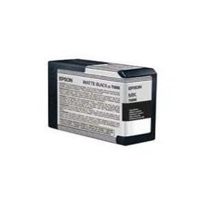 Matte Black UltraChrome K3 Ink Cartridge (80ml) for Stylus 3800