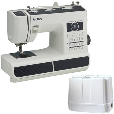Strong & Tough Sewing Machine w/ 37 Stitches ST371HD with Carrying Case