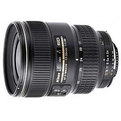 17-35mm F/2.8D ED-IF Zoom-Nikkor AF Lens (Imported)