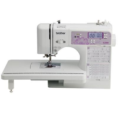 Computerized Sewing and Quilting Machine - SC3000