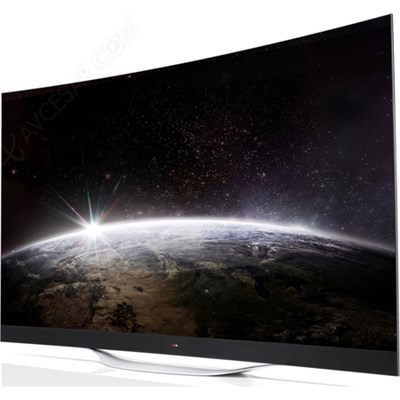 65EC9700 - 65-Inch 2160p Smart 3D Curved OLED HDTV - ***AS IS**