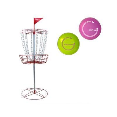 Frisbee Disc Target Set