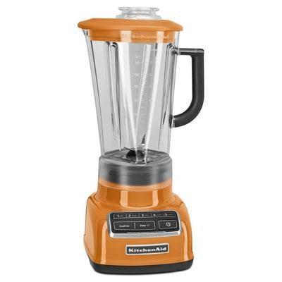5-Speed Diamond Blender in Tangerine - KSB1575TG