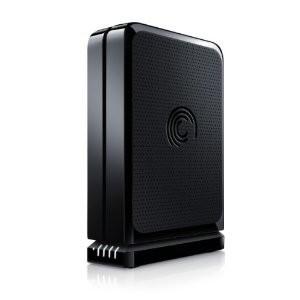 FreeAgent GoFlex Desk 2 TB USB 2.0 External Hard Drive STAC2000100 (Black)