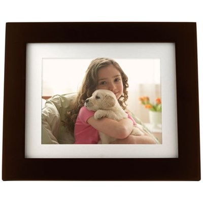 8 inch Photo E-Mail Digital Photo Frame ****NO REMOTE, FINAL SALE** -  OPEN BOX